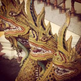 Bangkokin-edustuston harjoittelijat