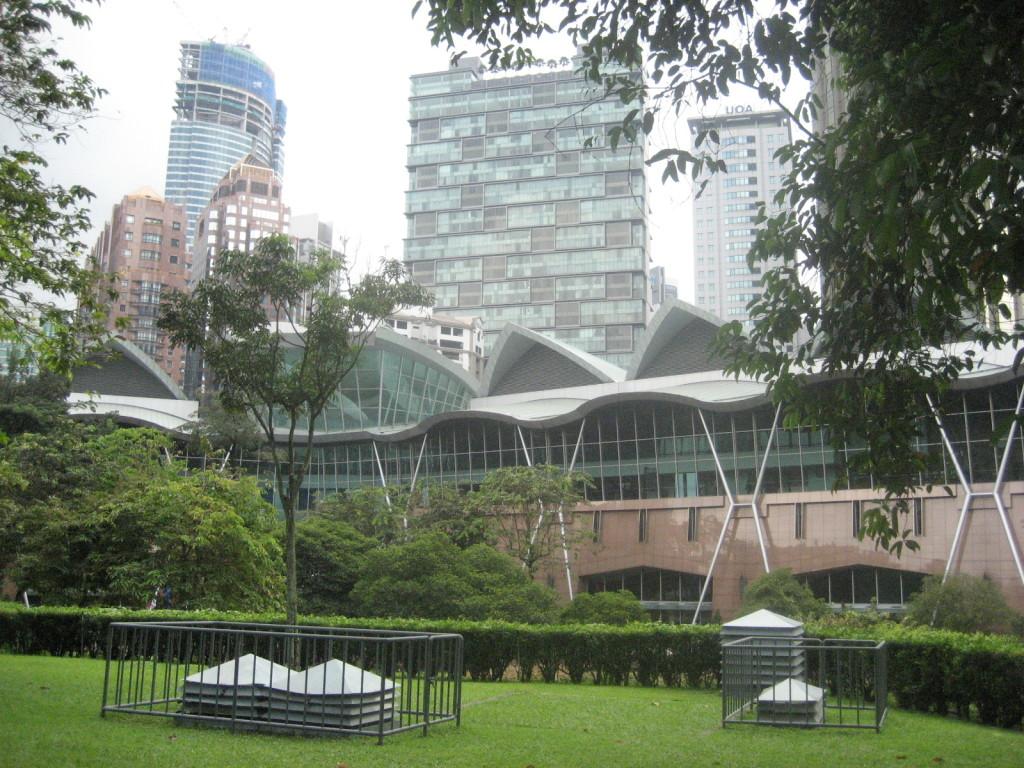 Huippukokous järjestettiin Kuala Lumpur Convention Centerissä. Kuva: Martta Rissanen.