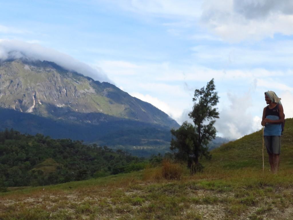 Itä-Timorissa on upeita maisemia. Kuva: Pirjo-Liisa Heikkilä.