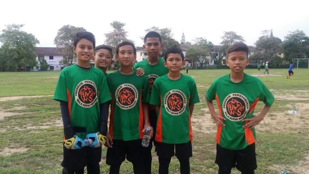 Tiikeri edustaa niin junioreiden kuin maajoukkueenkin pelipaidoissa. Kuva: J.B.Buddilal