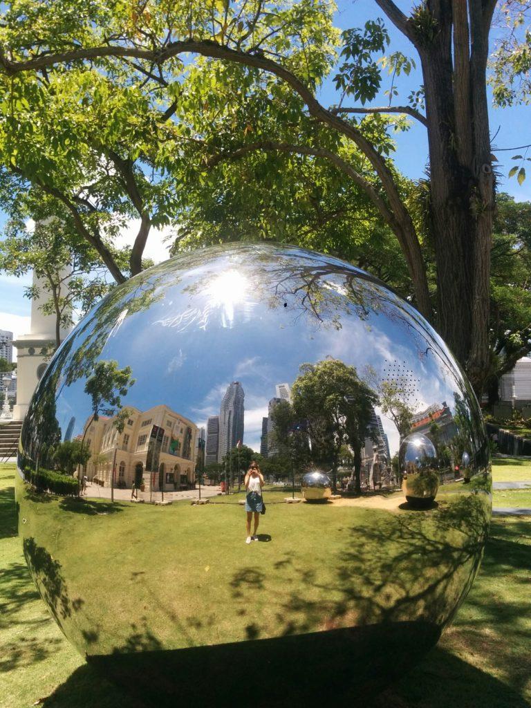 Singapore jaksaa ihmetyttää. Kuva: Noora Pietilä