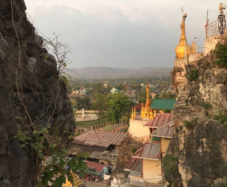 Myanmarin pienimmässä osavaltiossa Kayahissa puhutaan lukuisia eri kieliä. Kuva: David Korpela/UM