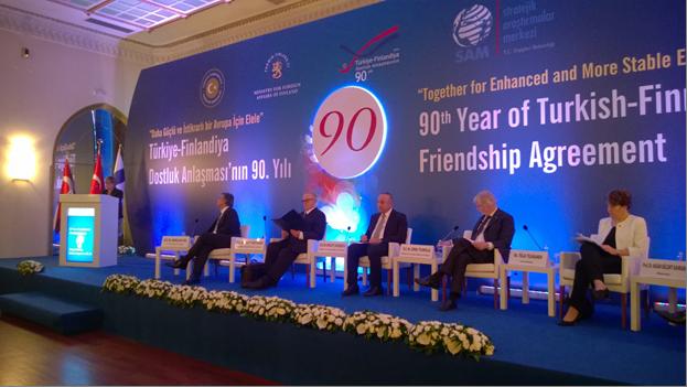 90-vuotis juhlaseminaari Ankarassa