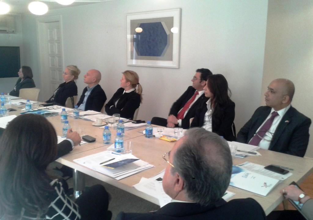 Kunniakonsulipäivä Ankarassa