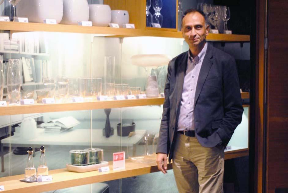 Emre Bozbeyli, Başabahçen muotoilujohtaja pitää suomalaisesta muotoilusta
