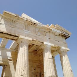 Ateenan-edustuston harjoittelijat