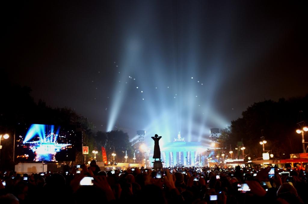 Brandenburgin portti 9.11.2014