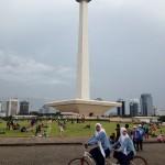Kulttuurin värikirjo näkyy Jakartassa