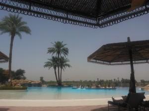 Egyptin turistikohteissa pulaa matkailijoista