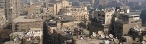 Suur-Kairon alueella on jo 20 miljoonan asukkaan väestö.