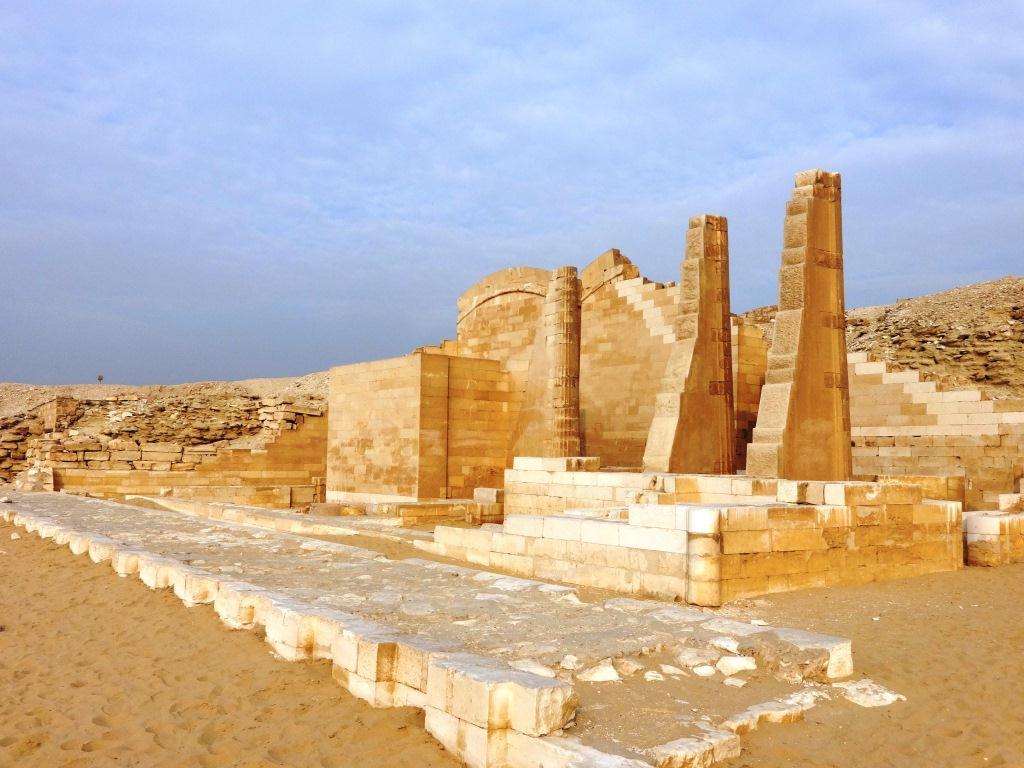 Saqqaran temppeli