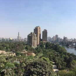 Kairon-suurlähetystön harjoittelijat