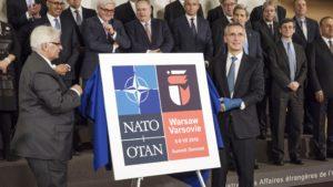Naton seuraava huippukokous järjestetään Varsovassa heinäkuussa 2016. Kuva: Nato