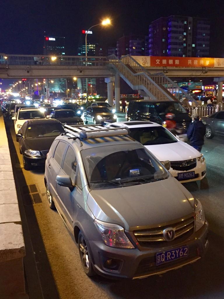 Kiina kuuluu maailman nopeimmin kaupungistuneihin maihin. Kuva: Jani Mustonen.