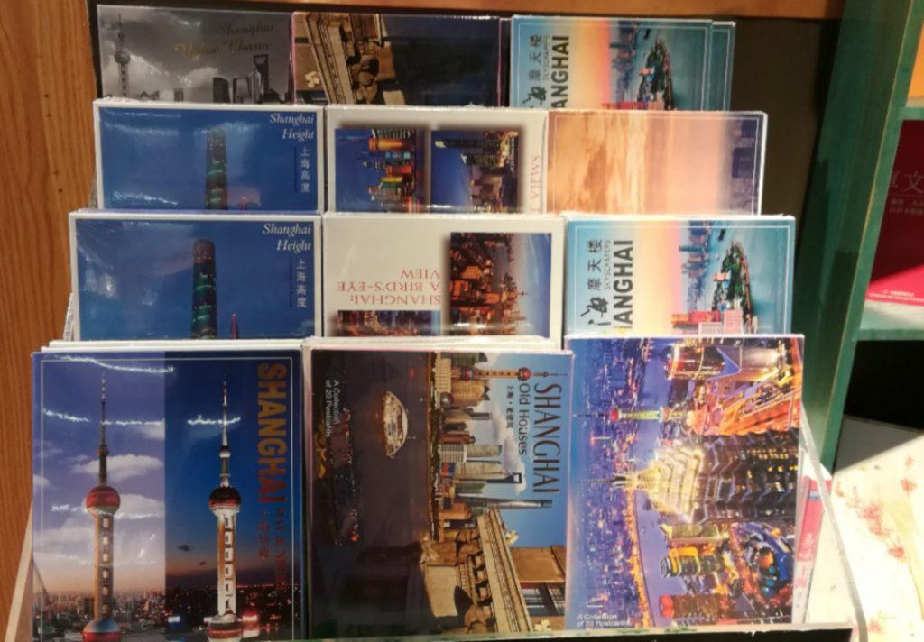 Kaupunkien luonteen ja niihin liitettävät mielikuvat tunnistaa helposti parhaiten myyvistä postikorteista.