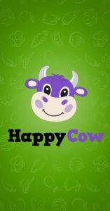 Selaan Happy Cow -sovellusta yhtä usein kuin mitä tahansa sometiliäni. Kuva: Ida Kvick.