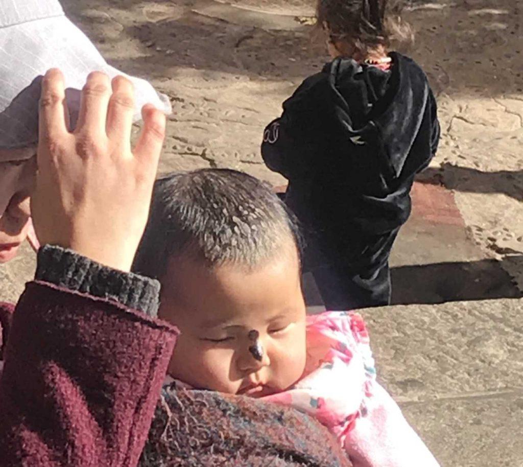 Kiina toivoo lisää vauvoja. Kuva: Emmi Oikari.