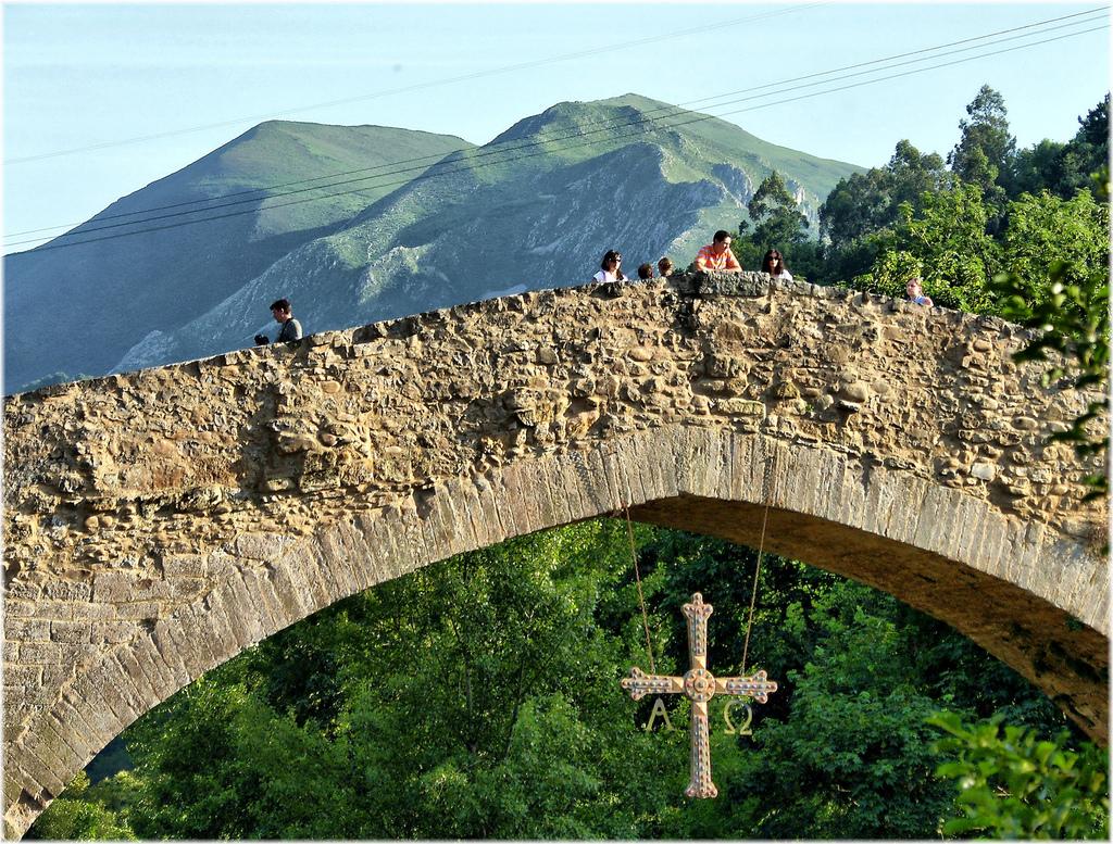 Roomalainen silta Asturiaksessa. Kuva; Flickr.com, ccby 2.0, Jose Luis Cernadas Iglesias