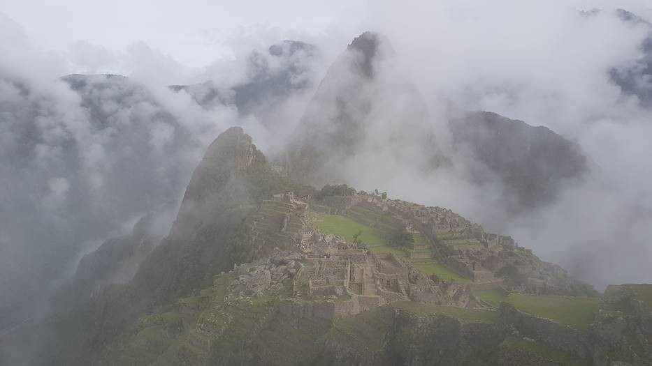 Vierailu Machu Picchussa, yhdessä maailman uusista seitsemästä ihmeestä, oli vaihtovuoteni kohokohta. Kuva: Jenni Nummela