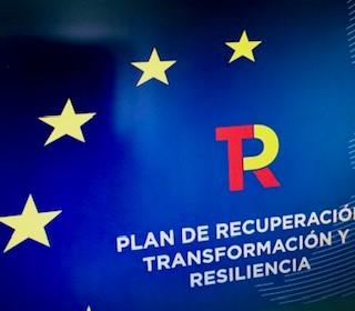 Espanjan elpymissuunnitelman tunnus