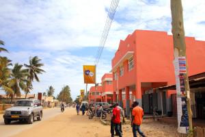 Mtwaran kaupunkiin tuleva kaasutalous on tuonut lisävärejä