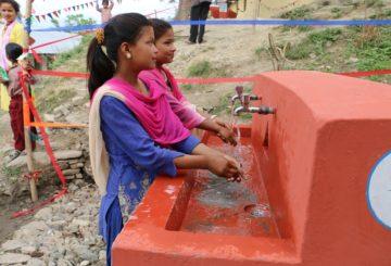 Suomi on jo pitkään ollut merkittävä toimija Nepalin vesi- ja sanitaatiosektorilla kahdenvälisten hankkeiden kautta. Kuva: Chudamani Joshi/UM