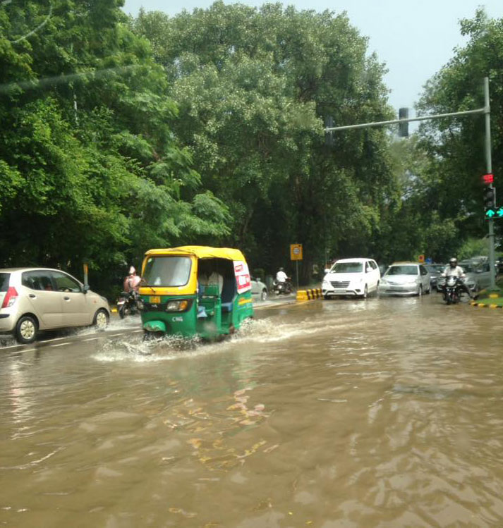 Monsuuni tuo autoiluun jokavuotisen arkihaasteen.