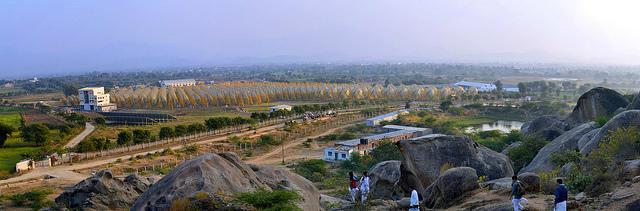 Aurinkovoimala Kuva: Braham Kumaris, Flickr