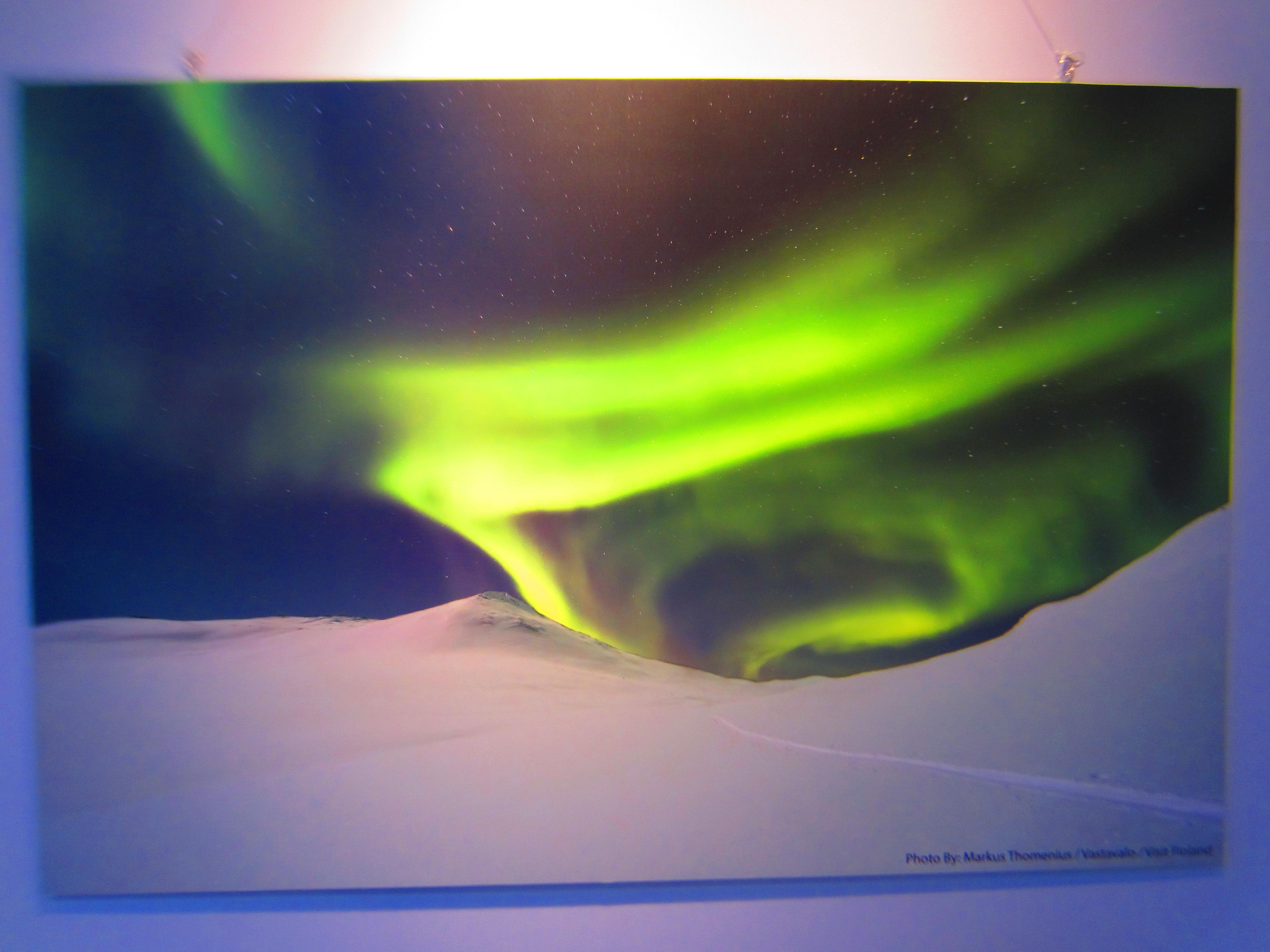 Yleisön suosikki. (Markus Thomenius / Vastavalo / Visit Finland)