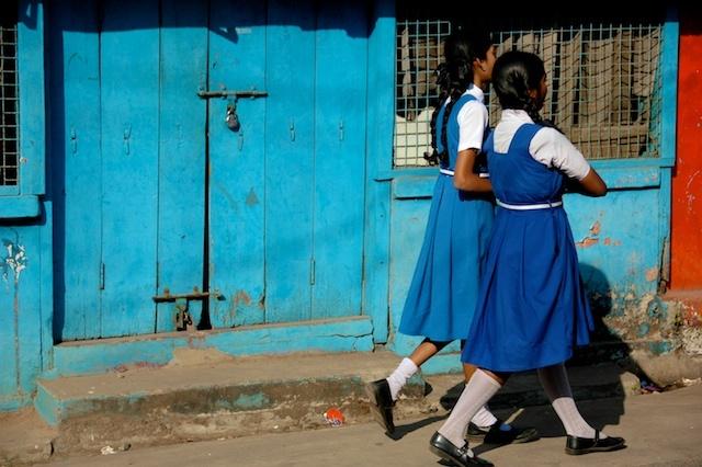 Koulutus on välttämätön tyttöjen ja naisten aseman parantamiseksi. Kuva: Flickr/Creative Commons