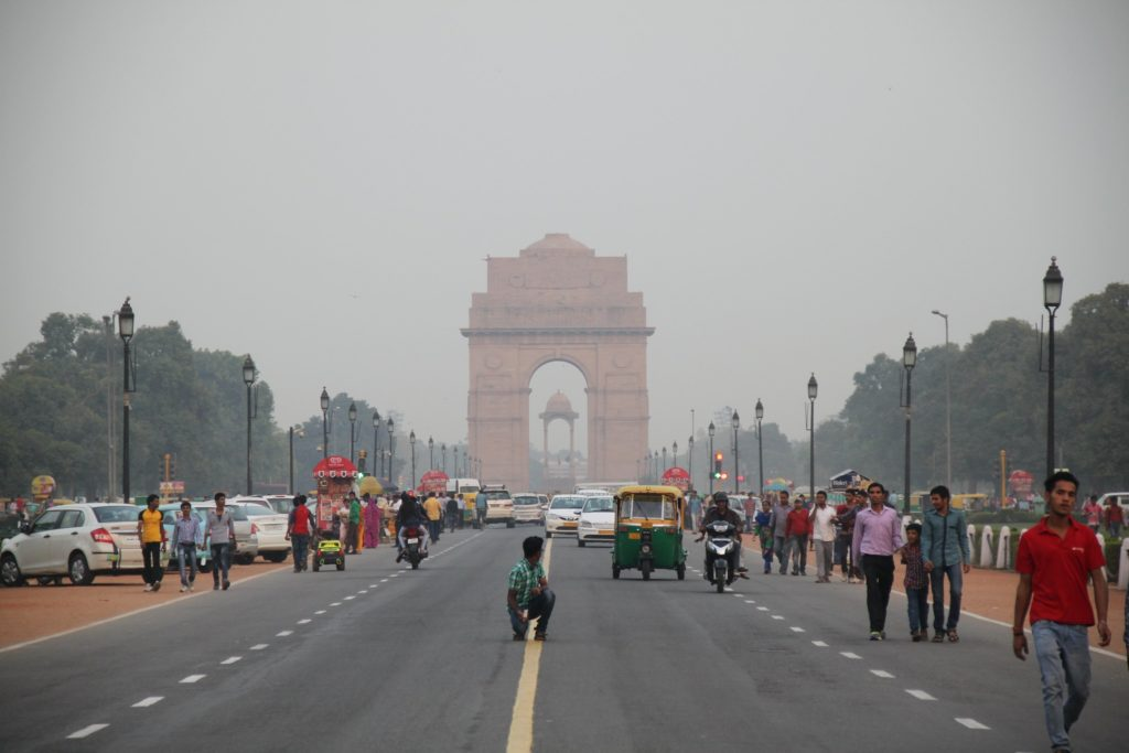 Mihin Intian ulkopolitiikan tie vie? Kuva: Gary Todd/Flickr.