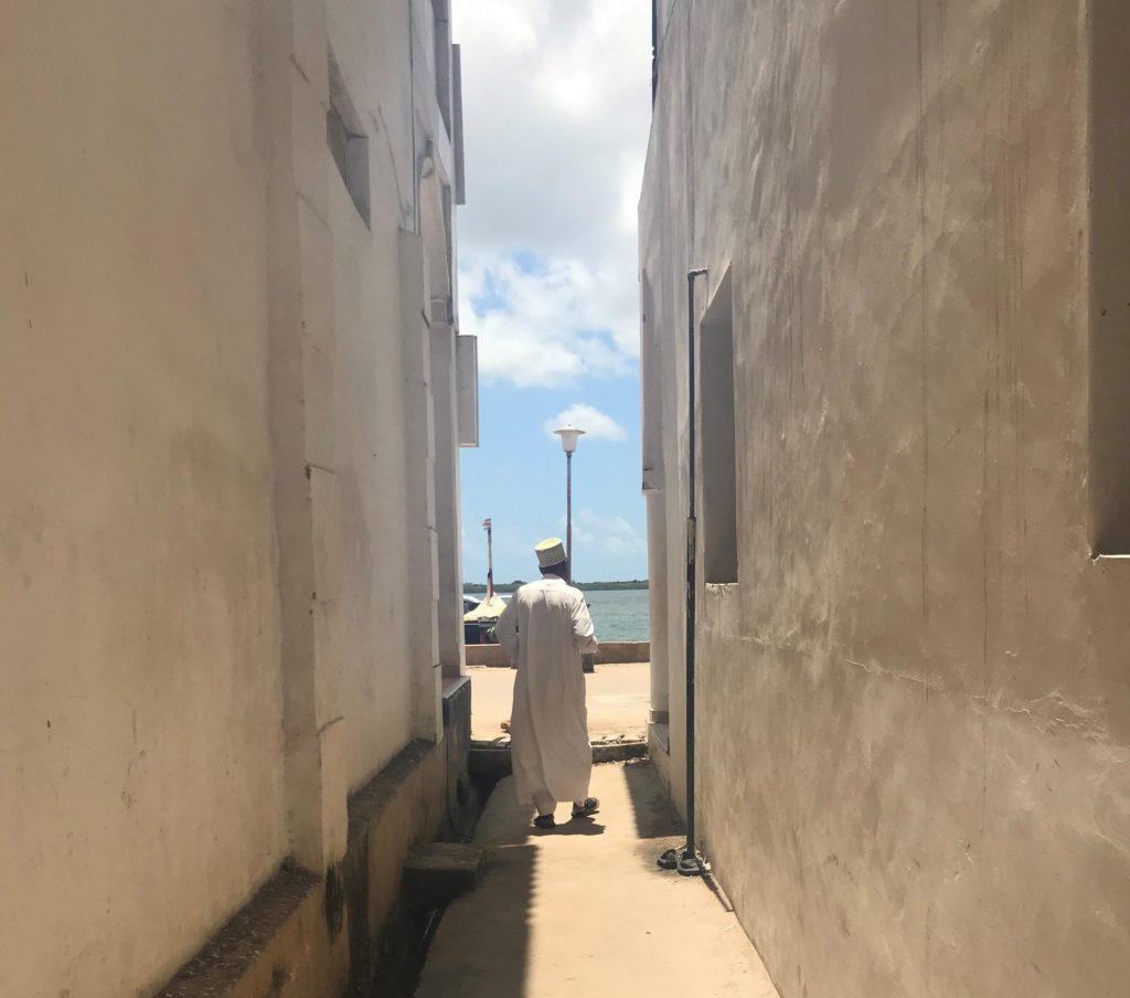 Lamun vanha kaupunki on yksi vanhimmista kauppasatamista Itä-Afrikassa, ja siellä vaalitaan edelleen perinteistä swahili-kulttuuria. Kuva: Katariina Malkamäki