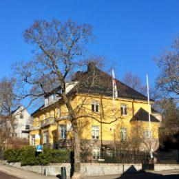 Oslon harkkarit