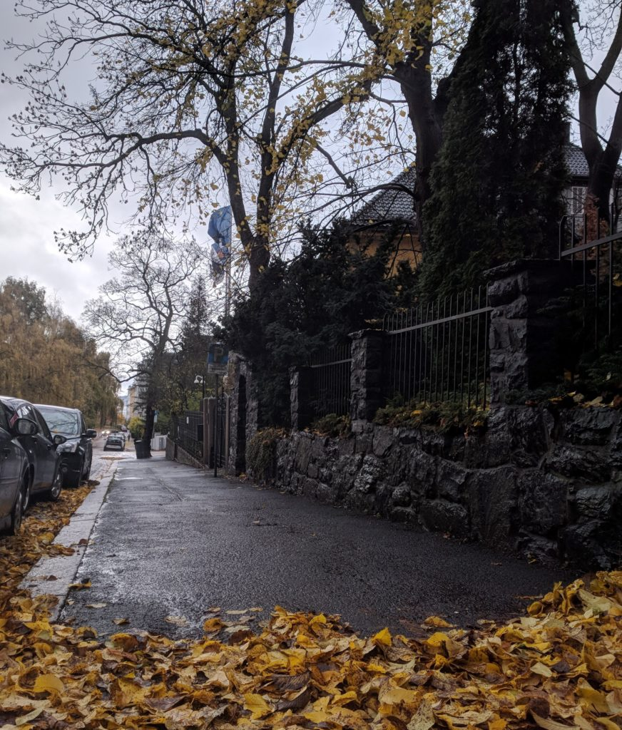 Syksyinen Oslo