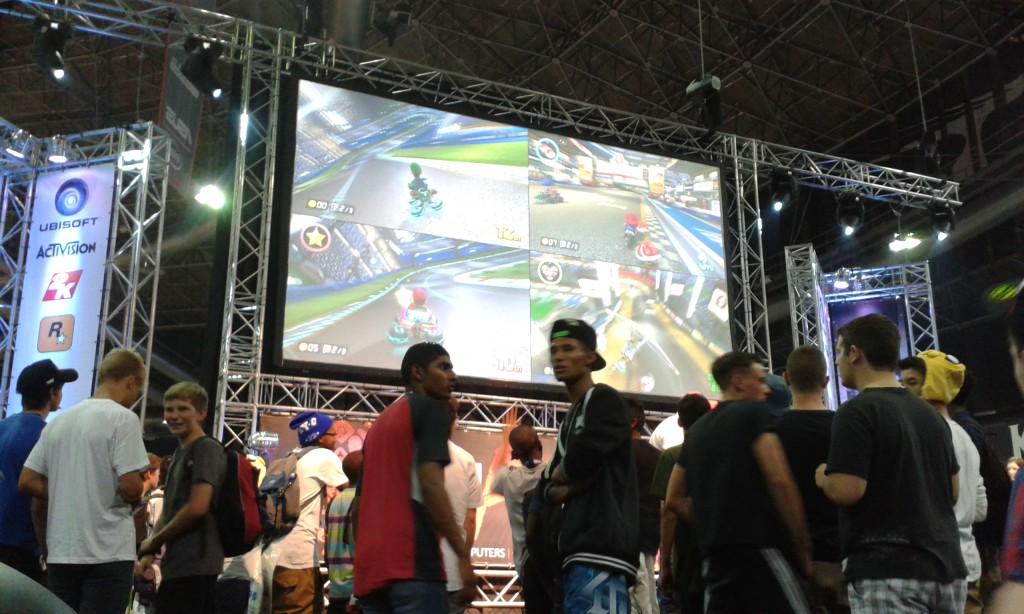 Pelitapahtuma rAge Expo yhdistää pelaajia ympäri Etelä-Afrikan. Kuva Sami Kotiranta.