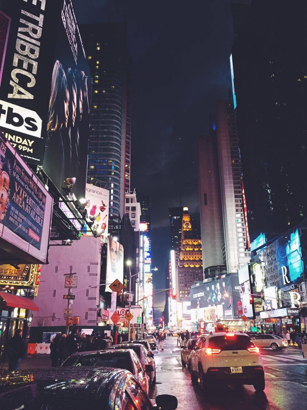 New York City – aina hereillä.