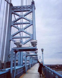 Päiväreissu Philadelphiaan – check!