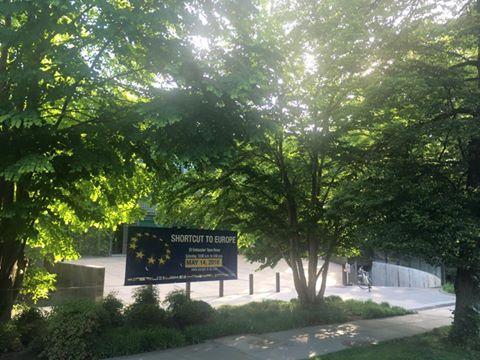 Tervetuloa Washingtonin vihreimpään suurlähetystöön!