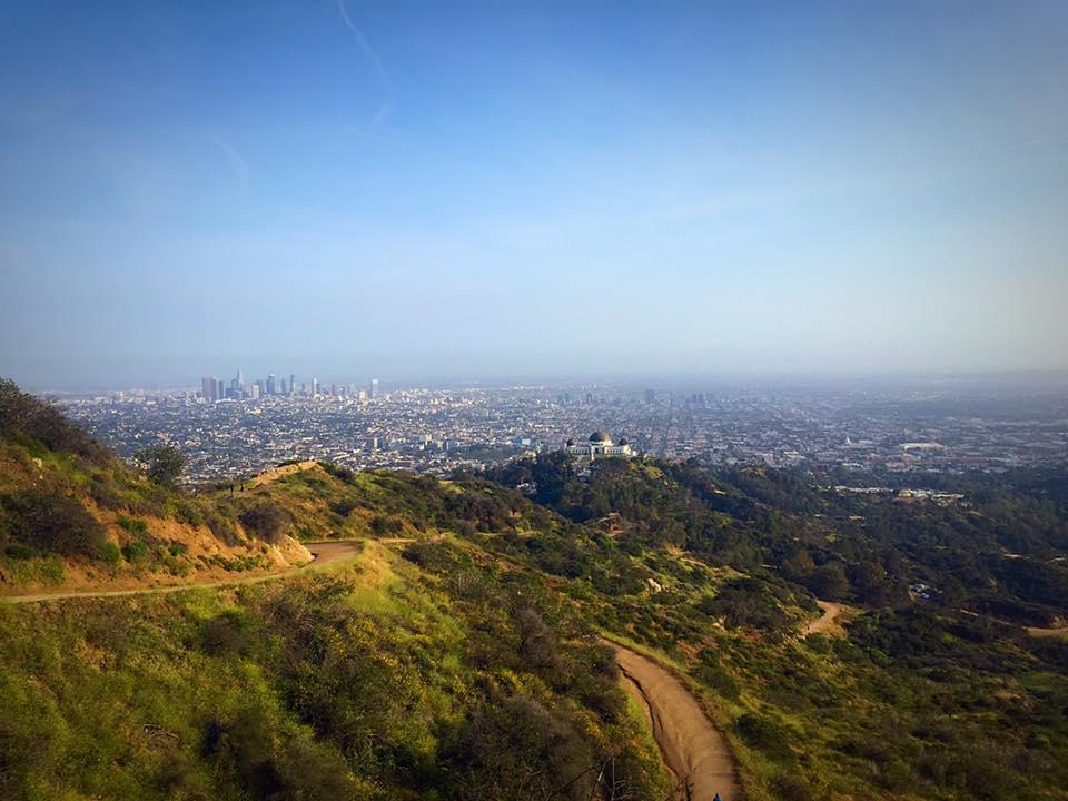 Los Angelesin kukkoloilta löytyy mahtavia patikkamaastoja upeilla maisemilla.