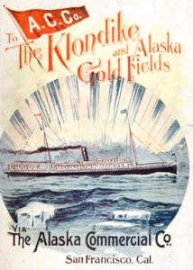 ACC:n mainos kullankaivajille vuodelta 1897