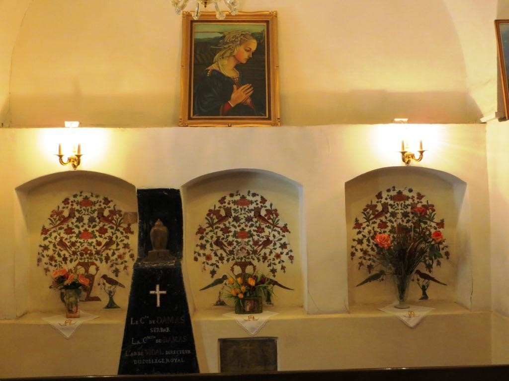 Armenialaiskirkon koristeita