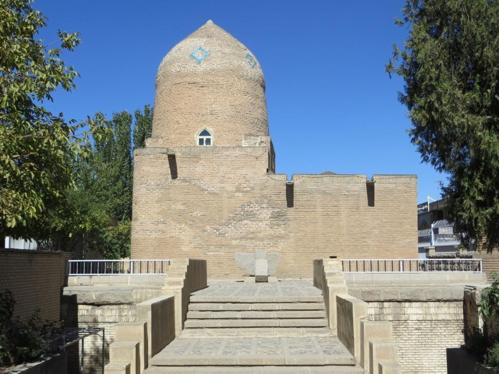 Esterin ja Mordokain hauta Hamedanin kaupungissa.
