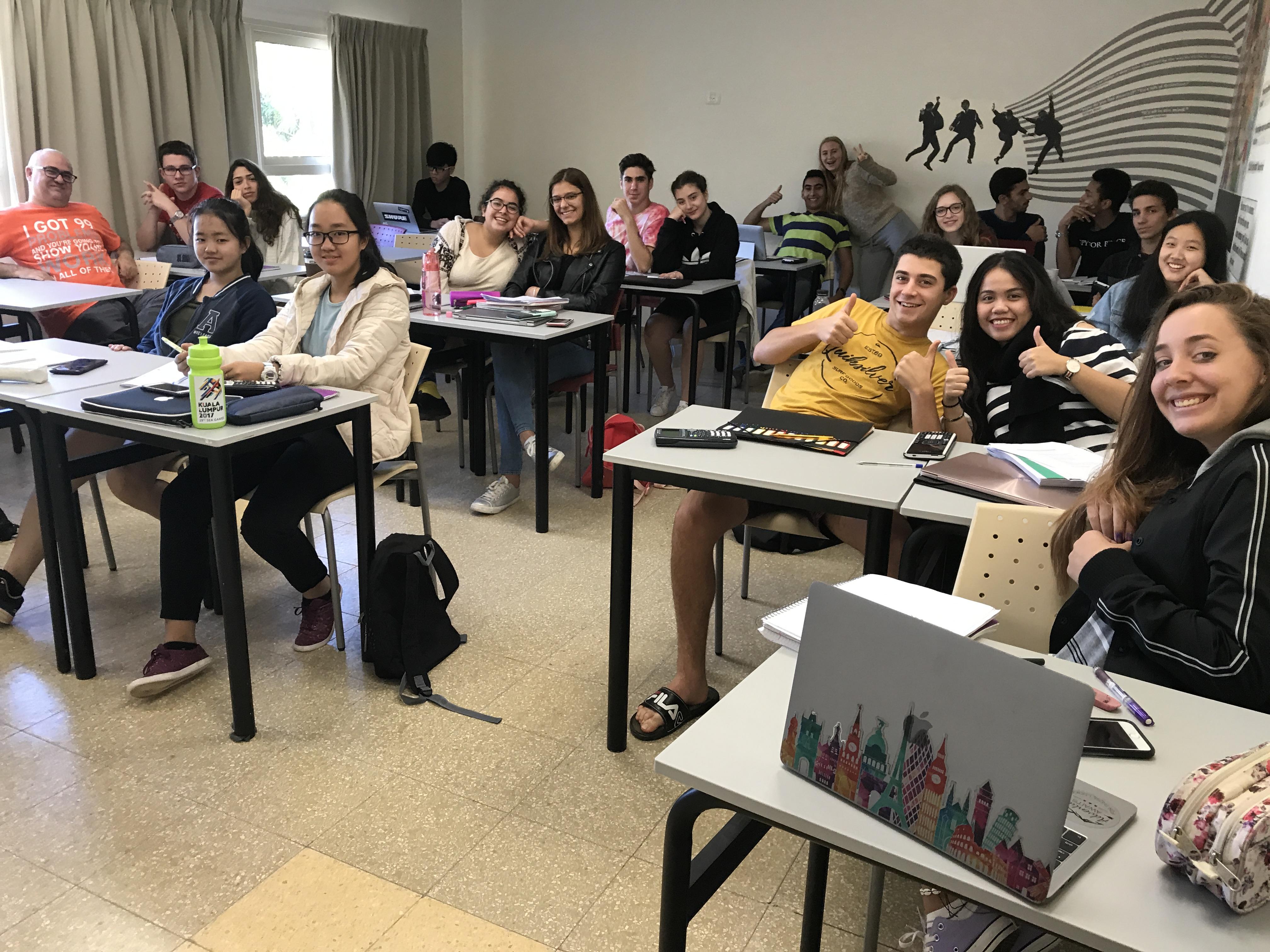 Opiskelijat odottavat innolla suomalaista vahvistusta joukkoonsa. Kuva: Anna Puustinen