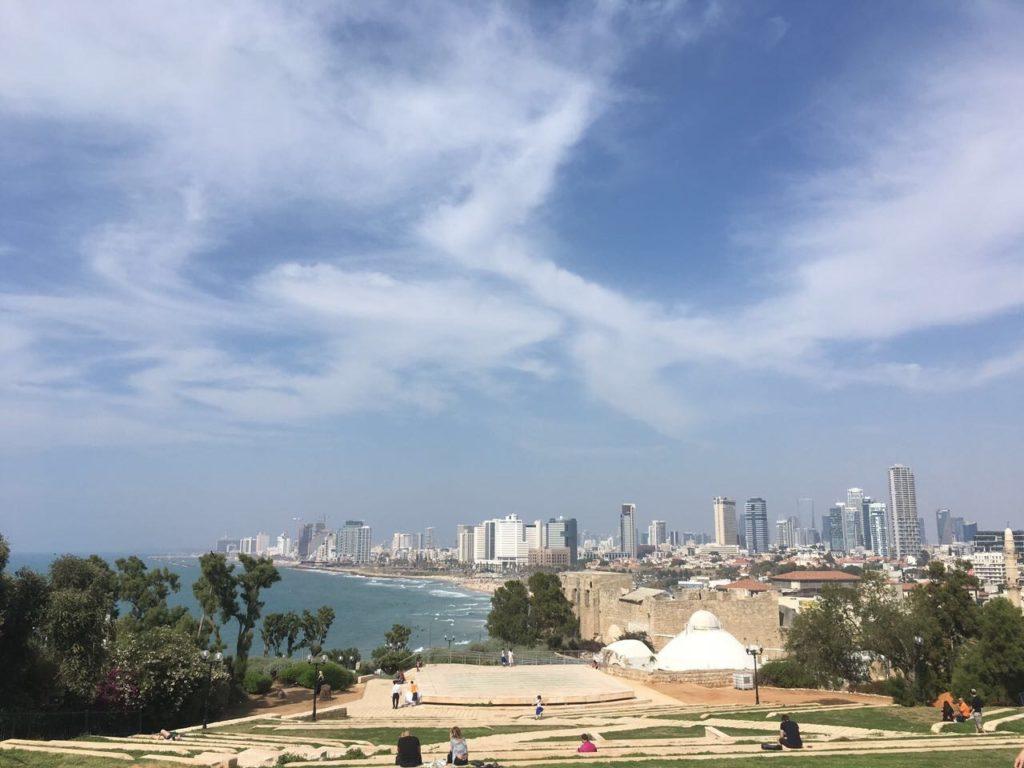 Tervetuloa Tel Aviviin! Kuva: Niina Nykänen
