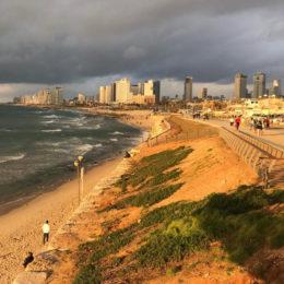 Tel Avivin -suurlähetystön harjoittelijat