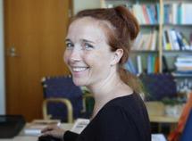 Ambassadrådet Katja Ahlfors