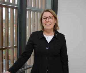 Katharina Bäckman är ambassadsekreterare vid Finlands ambassad i Stockholm.