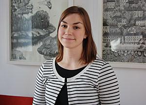 Saija Sepponen utförde sin praktik på konsulatet vid Finlands ambassad i Stockholm under sommaren och hösten 2015.