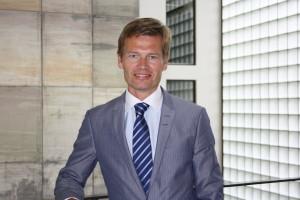 Mikael Antell är minister vid Finlands ambassad I Stockholm