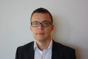 Jukka Nikulainen är ambassadråd med ansvar för ekonomiska frågor och inrikespolitik